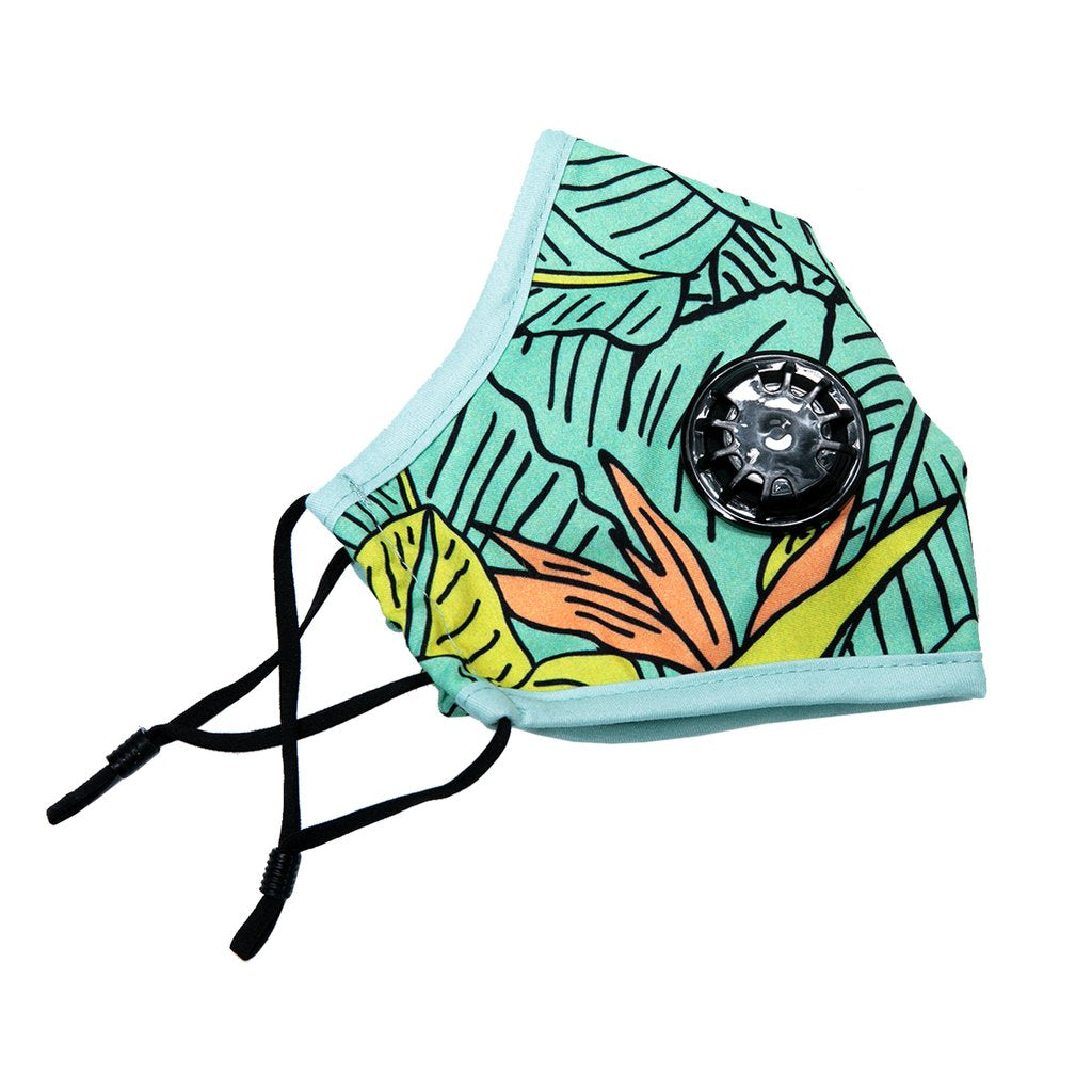 RIPNDIP - Ventilator Face Mask, Nermal Leaf