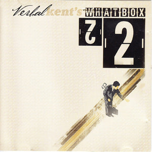 Verbal Kent - What Box, CD - The Giant Peach