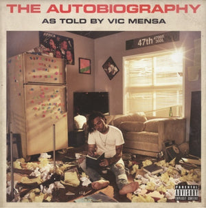 Vic Mensa - The Autobiography, 2xLP Vinyl