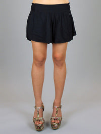 OBEY - Victory Women's Skirt, Dusty Jet Black - The Giant Peach