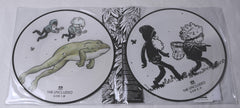 The Uncluded - Hokey Fright, 2xLP Vinyl Picture Discs - The Giant Peach