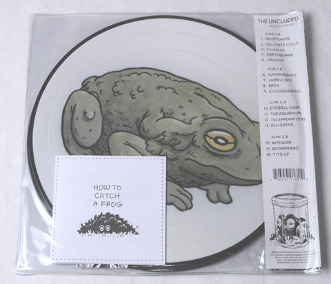 The Uncluded - Hokey Fright, 2xLP Vinyl Picture Discs
