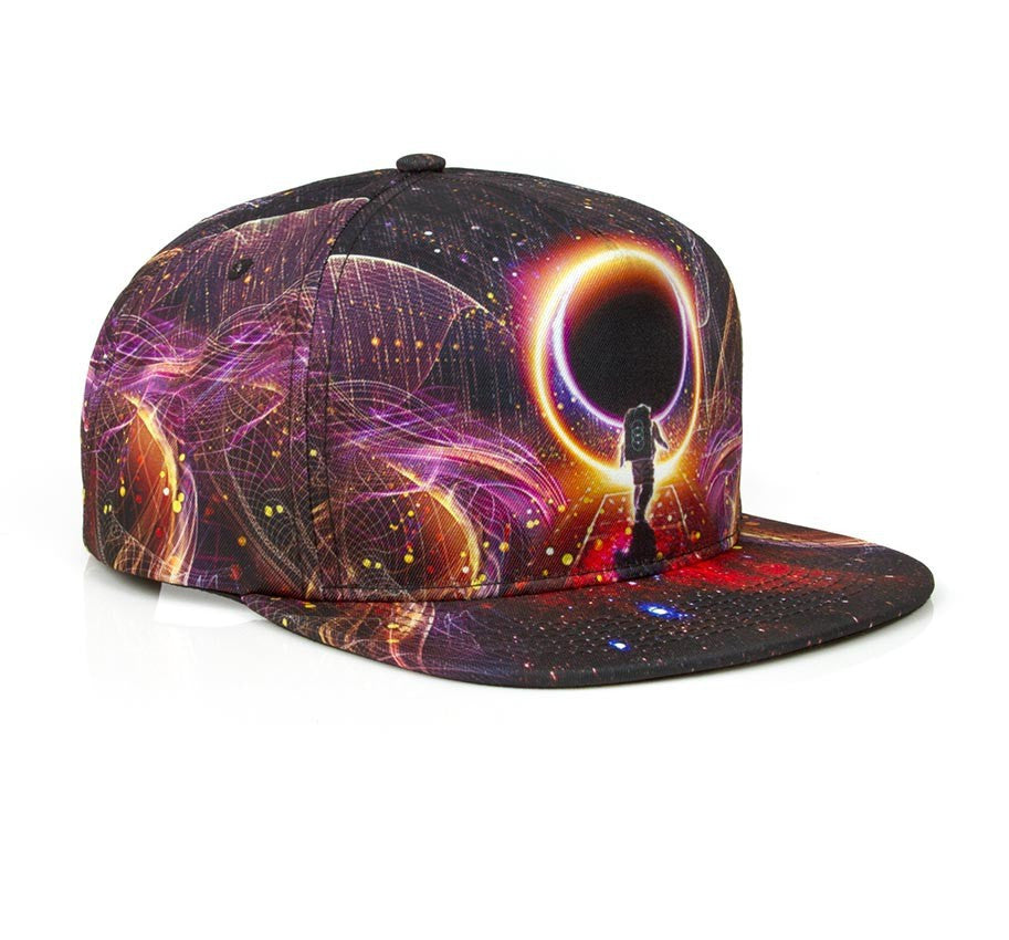 Imaginary Foundation - The Void Snapback - The Giant Peach - 2