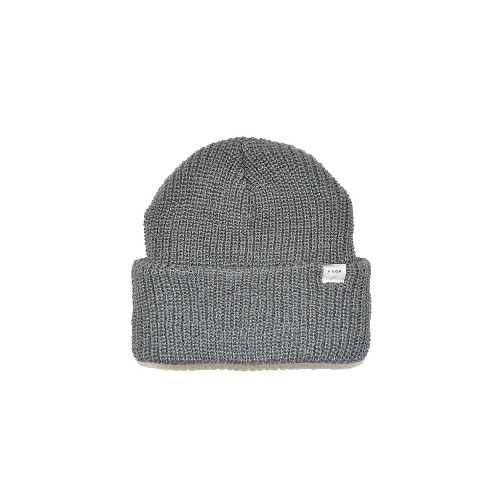 Akomplice VSOP - Albion Bamboo Men's Beanie, Charcoal