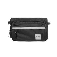 HUF - Waistpack, Black - The Giant Peach