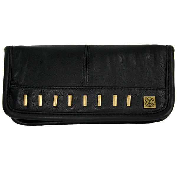 Eden by Element - Beatrix Wallet, Black - The Giant Peach