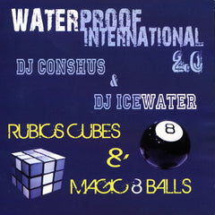 DJ Icewater - Waterproof International 2.0, Mixed CD - The Giant Peach