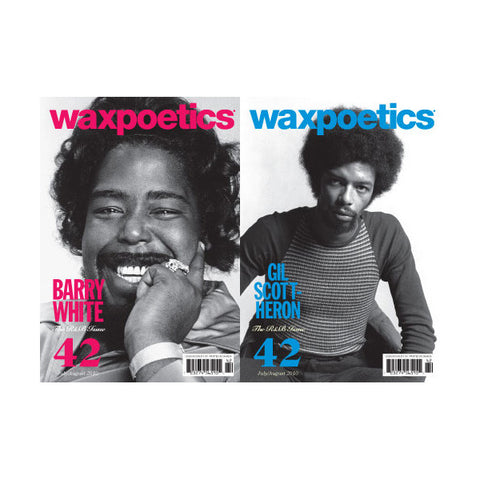 Wax Poetics - Issue 42: The R&B Issue - July/August 2010