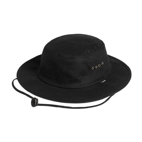 HUF - Waxed Jungle Hat, Black