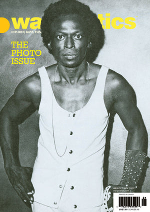 Wax Poetics - Photo Issue, Issue 25 Miles Davis, Slick Rick - The Giant Peach