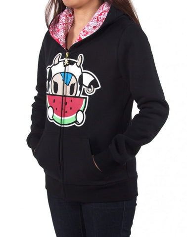 tokidoki - Juicy Women's Hoodie, Black