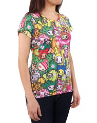 tokidoki - Saguaro Women's Shirt - The Giant Peach - 2