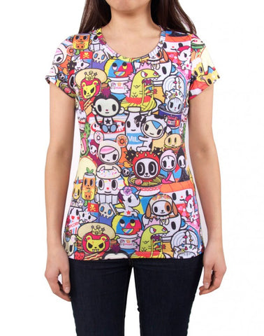 tokidoki - Buffet Women's Shirt