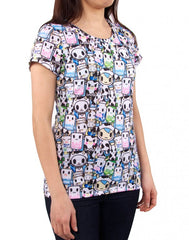 tokidoki - Milkshake Women's Shirt - The Giant Peach - 2
