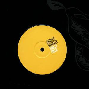 "Gnarls Barkley - Smiley Faces, 12"" Vinyl Etched Disc - The Giant Peach"