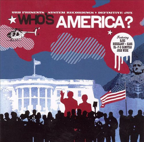 Urb Presents - Who's America?, CD