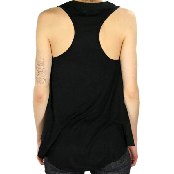 OBEY - Double Take Women's Tank Top, Black - The Giant Peach