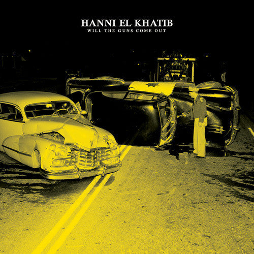 Hanni El Khatib - Will The Guns Come Out, 2xLP Vinyl - The Giant Peach