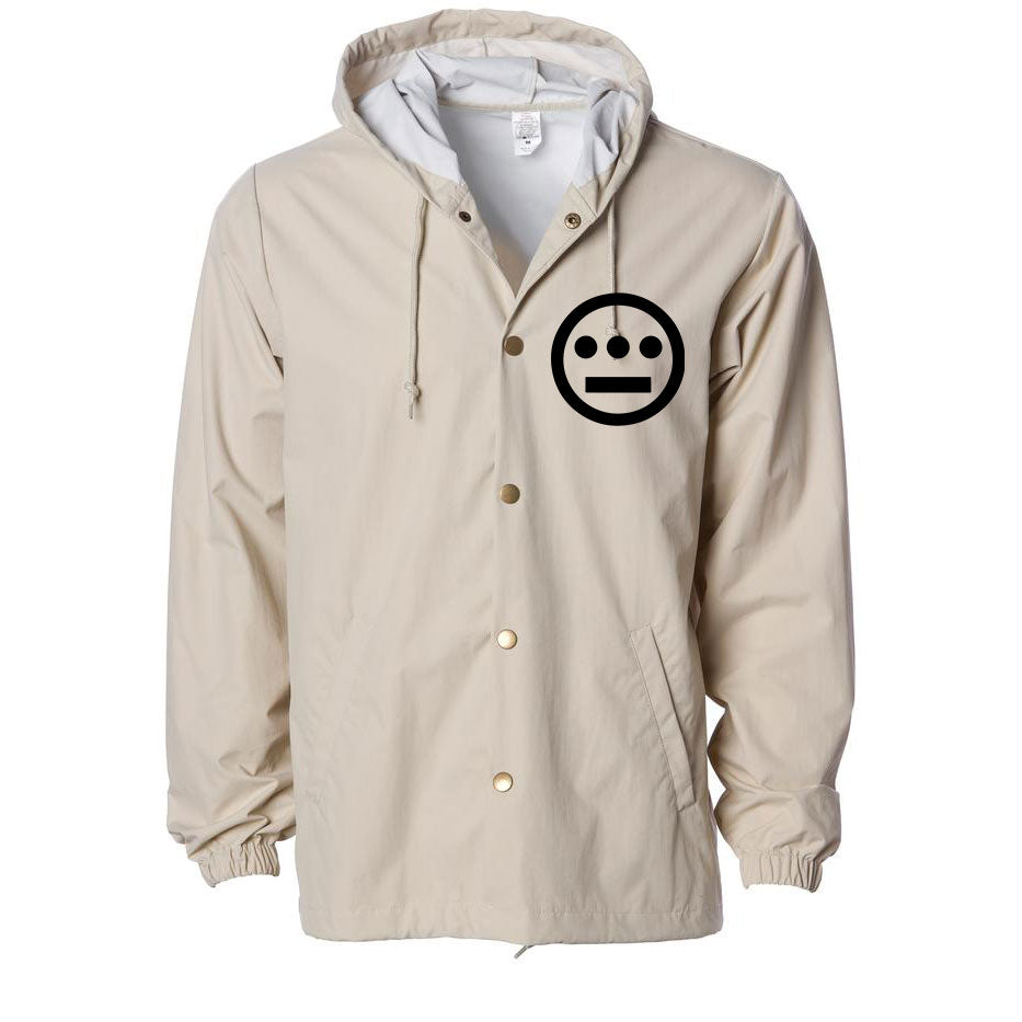 Del The Funky Homosapien - Logo Men's Windbreaker, Khaki