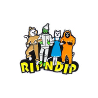 RIPNDIP - No Place Like Home Pin, Multi