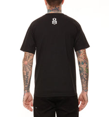 REBEL8 - Worship Worthy Men's Shirt, Black - The Giant Peach - 2