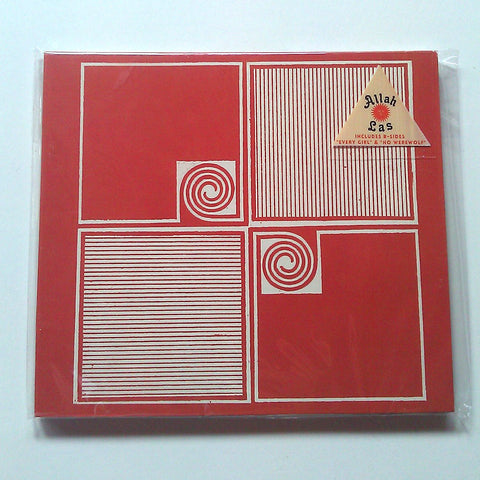 Allah-Las - Worship The Sun, CD