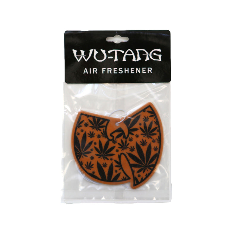 Wu-Tang Clan - Leaf Logo Air Freshener