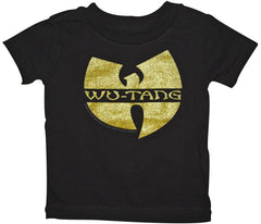 Wu-tang Clan Infant & Toddler Tee, Black - The Giant Peach