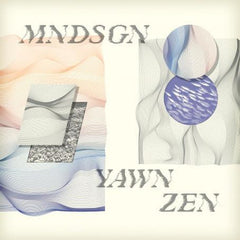 Mndsgn - Yawn Zen, LP Vinyl + Download Card - The Giant Peach
