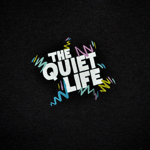 The Quiet Life - Ziggity Men's Shirt, Black