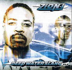 Zion-I - Deep Water Slang, CD - The Giant Peach