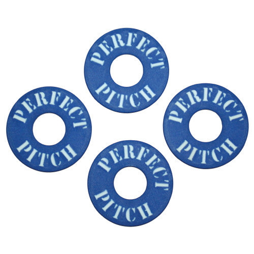 Washers, 4 pack, Blue