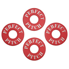 Washers, 4 pack, Red