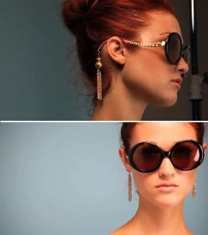 Trendy Tassel Sunnies