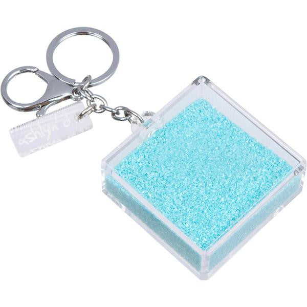 Shaker Keychain - Lots of colors available! - ashlyn