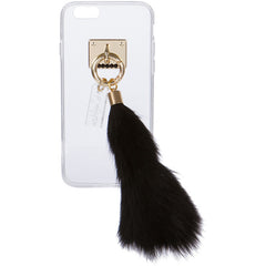 iPhone Case with Fur Tail - ashlyn'd - 3