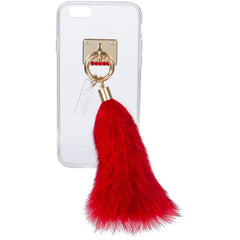iPhone Case with Fur Tail - ashlyn'd - 4