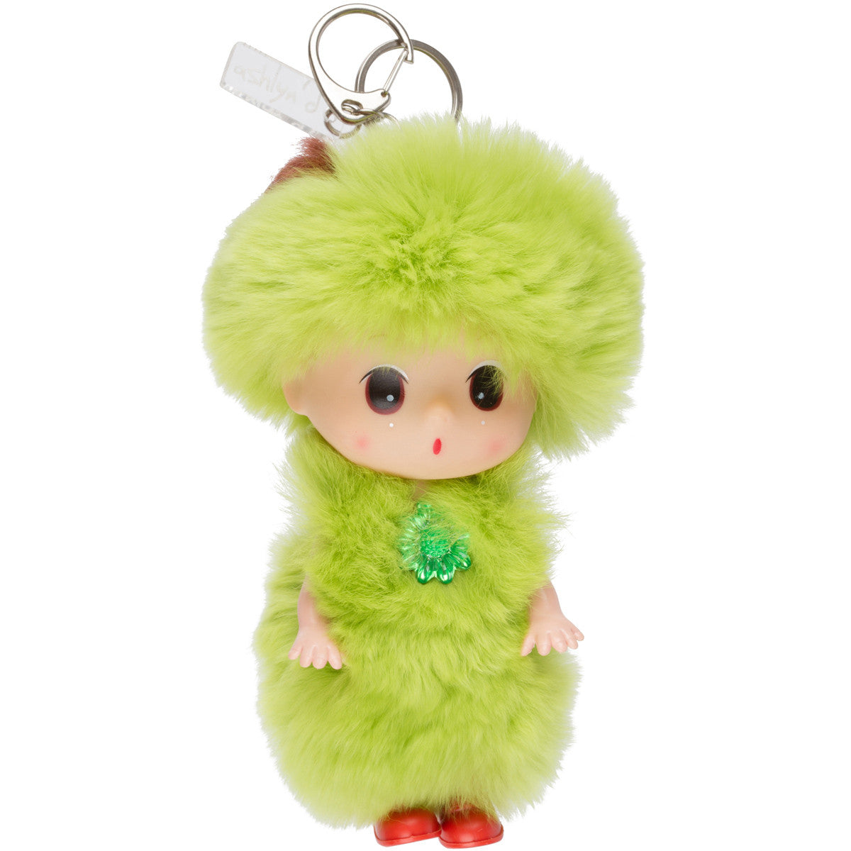 Fur Doll Bag Charms - ashlyn