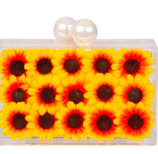 Blossom Two Tone: Pink Daisy / Sunflower