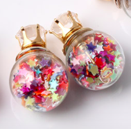Star Shaker Earrings