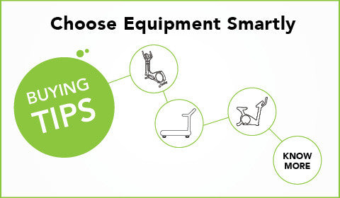 How to select Fitness Equipment ?