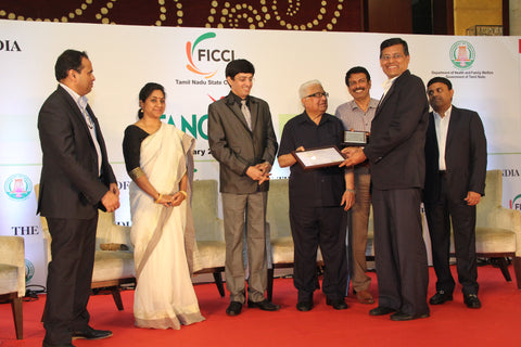 FICCI Award to FitnessOne