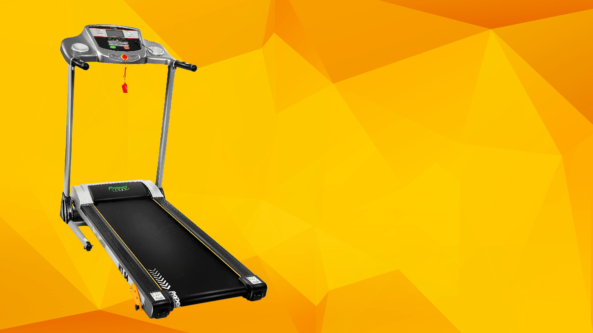 HT54 Treadmill in easy EMI and 10% instant cash back.