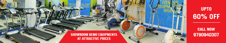 Used Gym Equipments Banner