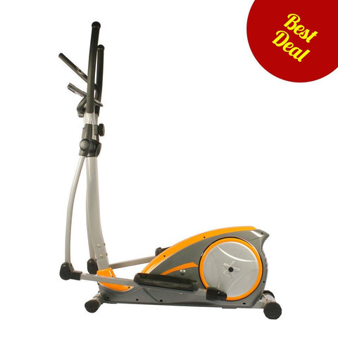 Propel Cross Trainer HX66i With Fitness Rating, Body Fat Display, BMI & BMR Calculator
