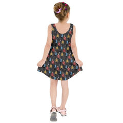 Star Trek Inspired - Kids Sleeveless Dress