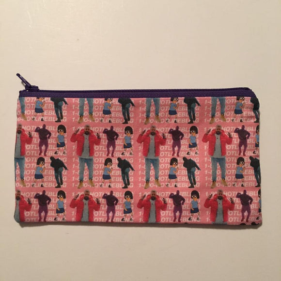 1-800 Dance | Zipper Pouch