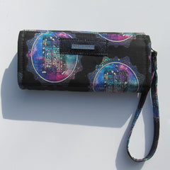 "Police Box in the Galaxy - ""The Necessary Clutch Wallet"""