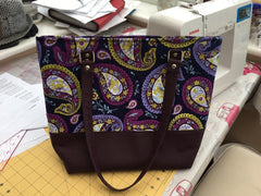 The Emily Tote Bag - Sewing Pattern