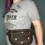 Polka Dotted Rebel | The Marsupial Hip Bag